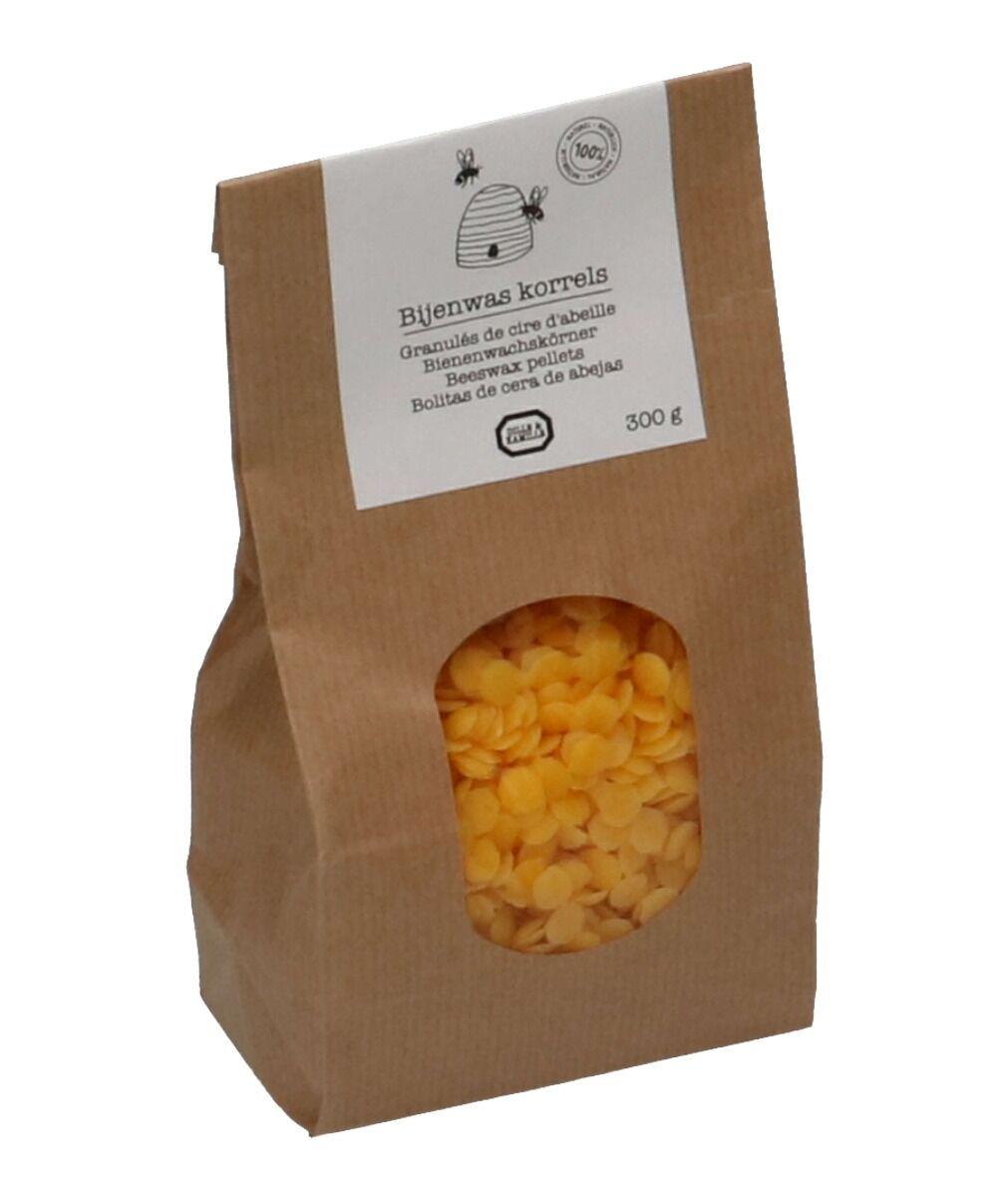 Dille&Kamille Cire d'abeille, granulés, 300 g