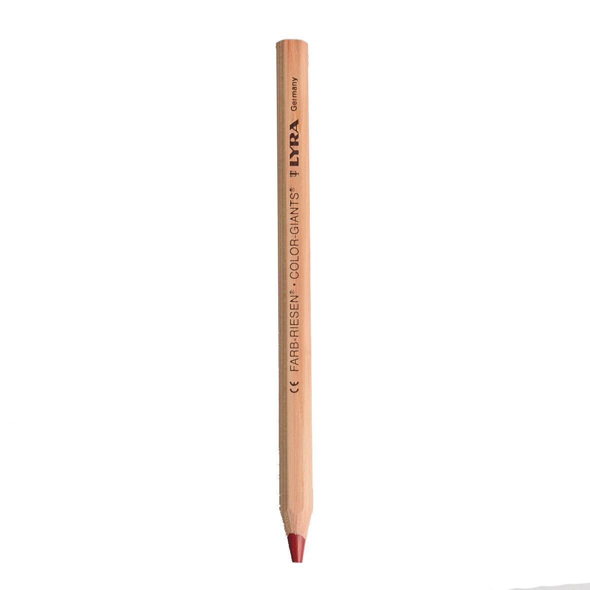 dille&kamille crayon de couleur, rouge bordeaux