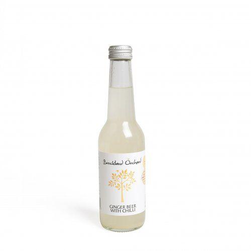 Dille&Kamille Limonade : gingembre et piment, 275ml