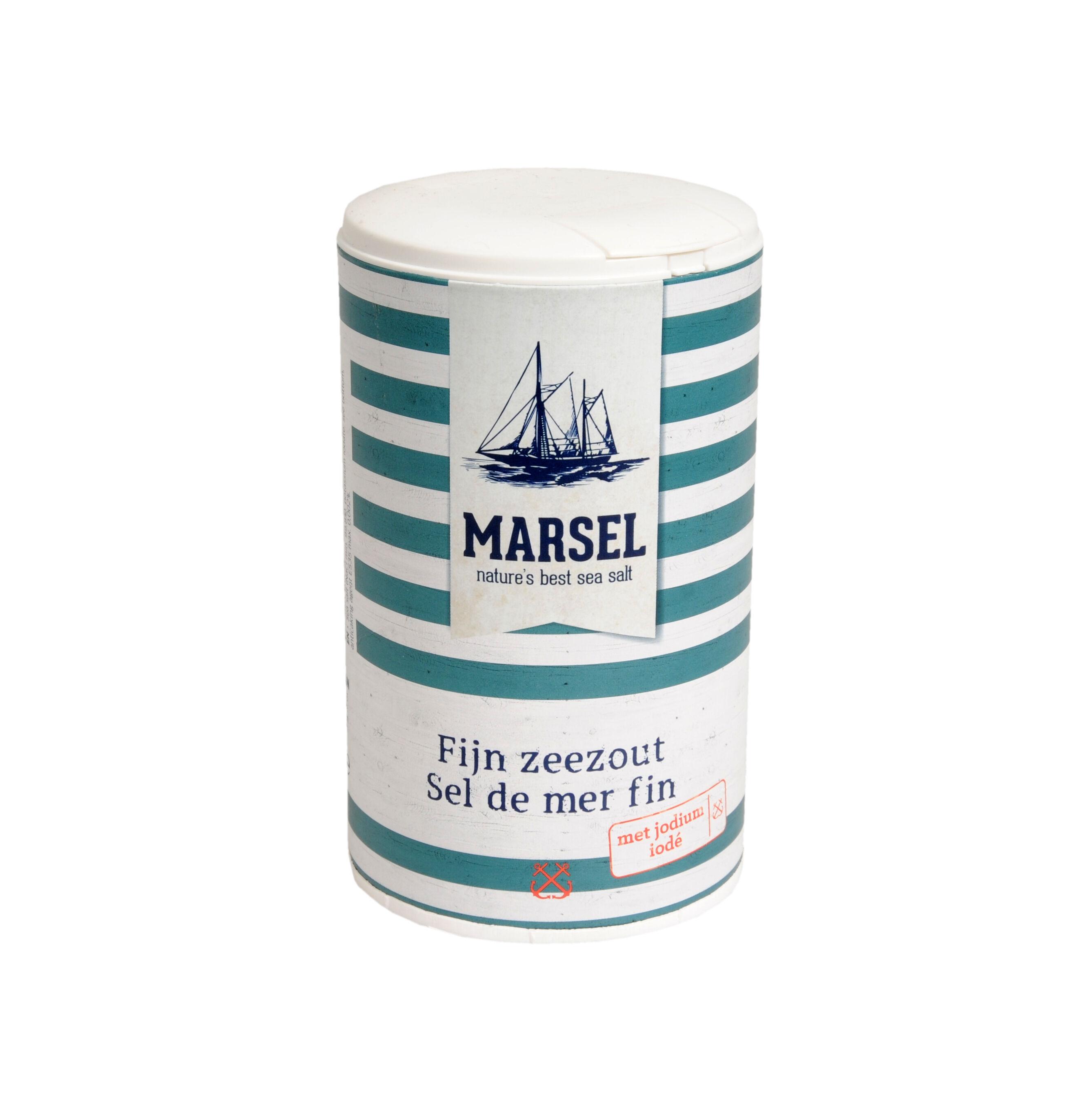 Dille&Kamille Sel marin iodé, fin, 500 g