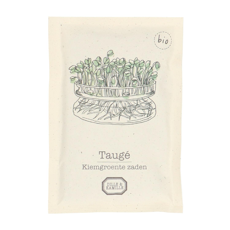 Dille&Kamille Graines germées, biologique, soja
