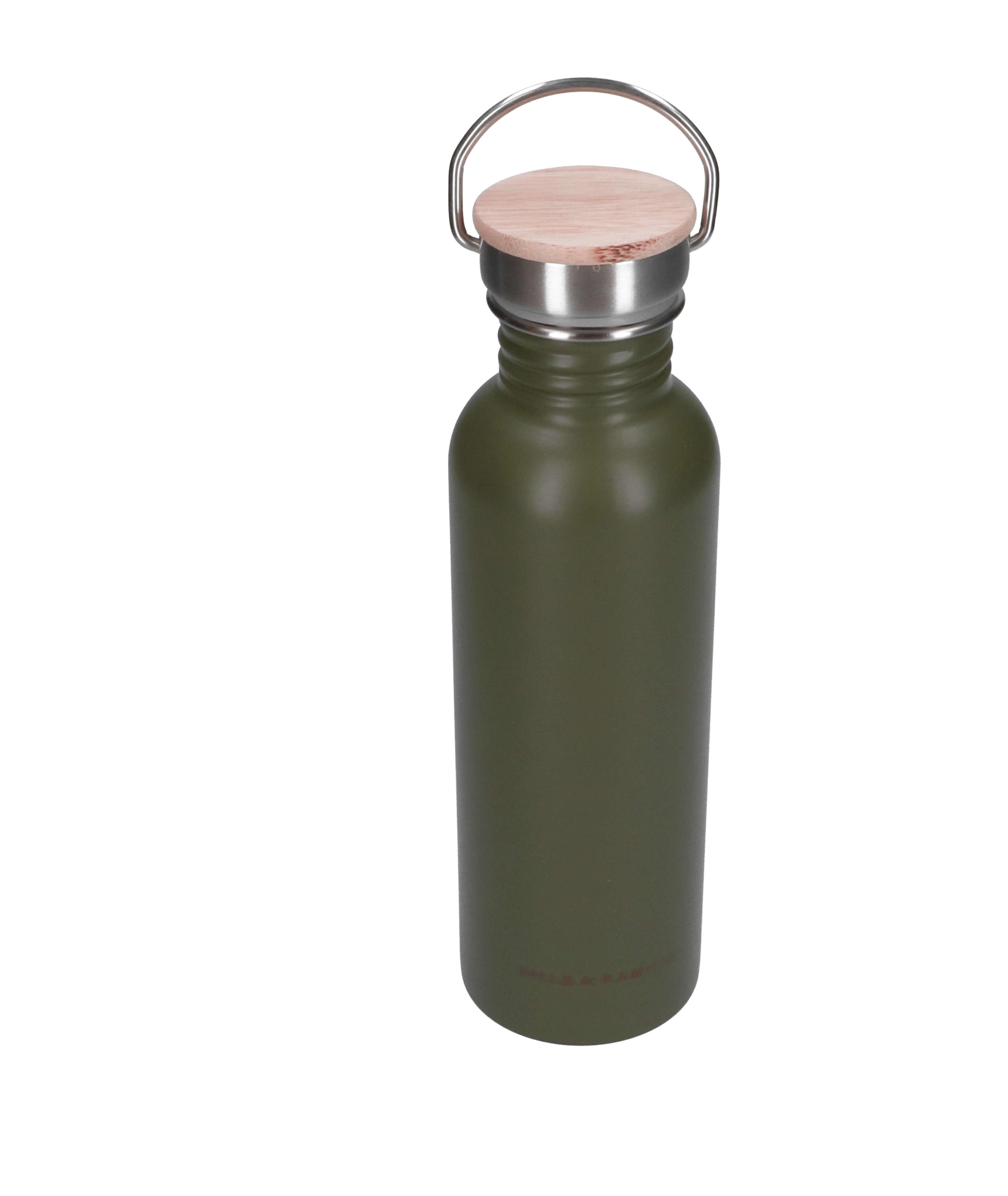 Dille&Kamille Gourde, inox, vert, 750 ml