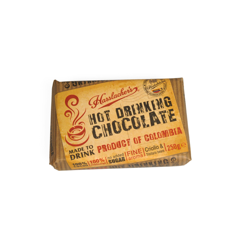 Dille&Kamille Chocolat pour chocolat chaud, tablette, 250 g