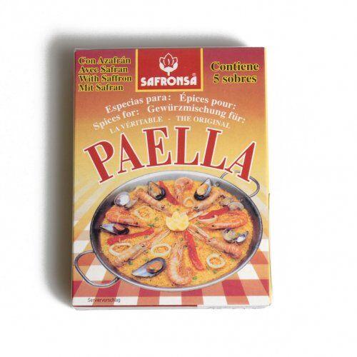 Dille&Kamille Épices pour paella...