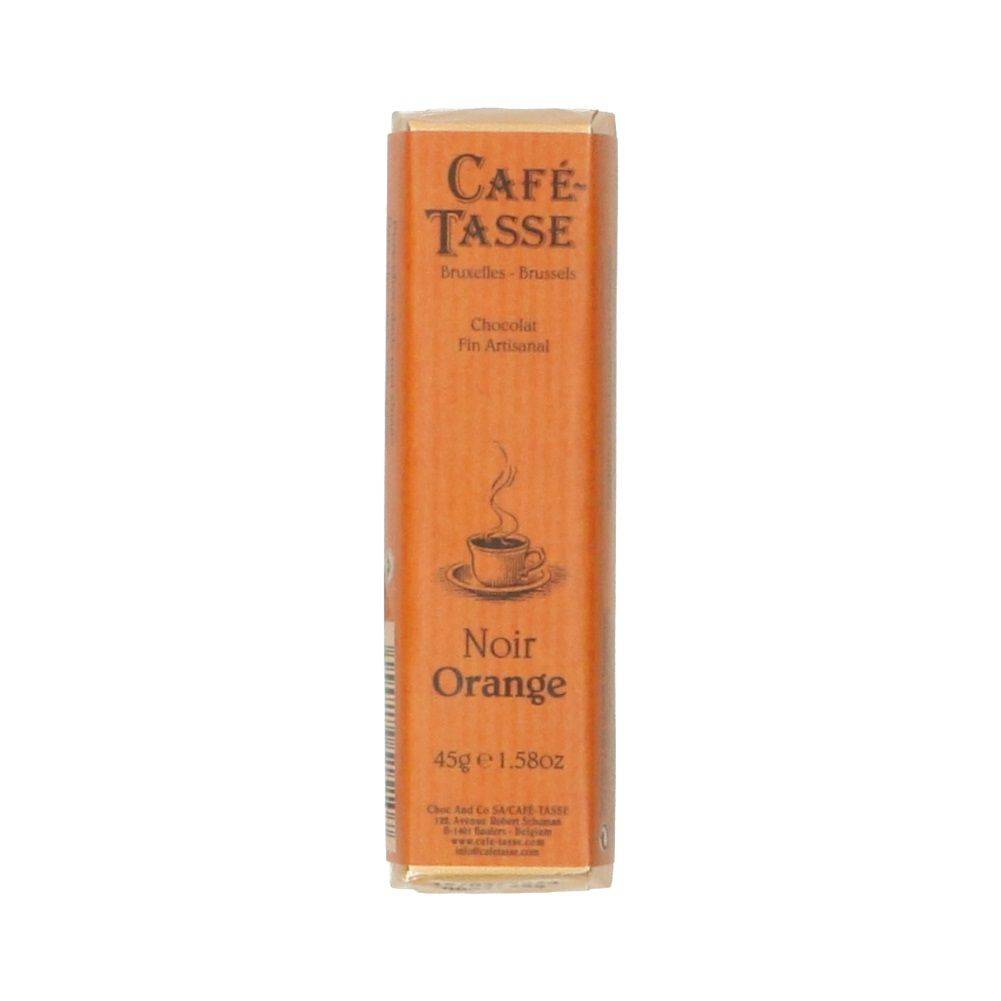 Dille&Kamille Chocolat noir au orange, 45 grammes