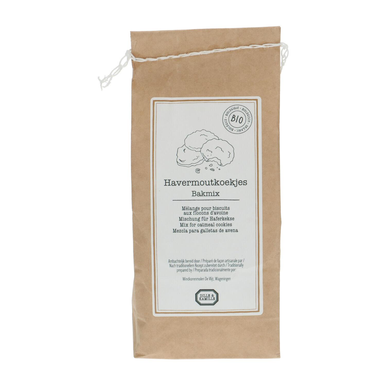 Dille&Kamille Mélange pour biscuits à l'avoine, biologique, 400 g