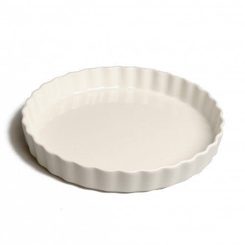 Dille&Kamille Mouleà tarte/quiche en porcelaine, Ø 30 cm