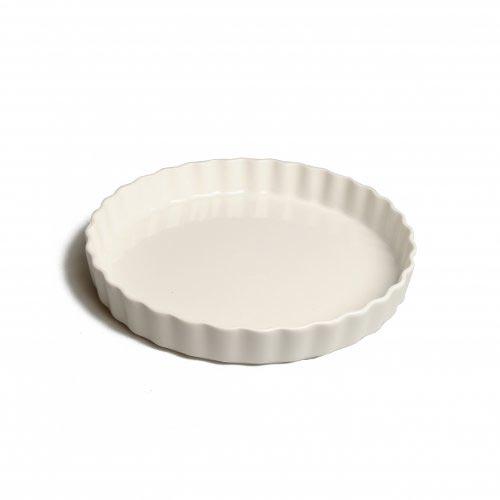 Dille&Kamille Mouleà tarte/quiche en porcelaine Ø 22 cm