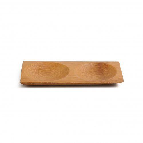 Dille&Kamille Petite assiette, bambou, 12 x 6 cm