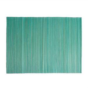 Dille&Kamille Set de table, bambou, vert céladon, 33 x 47 cm - Publicité