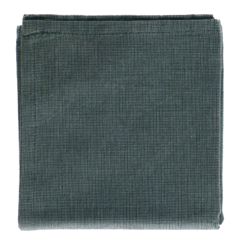 Dille&Kamille Torchon, coton bio, vert chiné, 50 x 70 cm