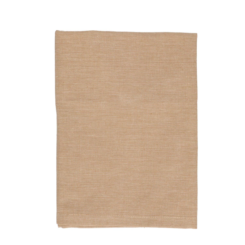 Dille&Kamille Torchon, coton bio, couleur sable