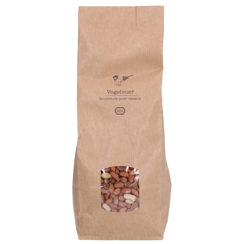 Dille&Kamille Nourriture pour oiseaux, cacahuètes, 600 g