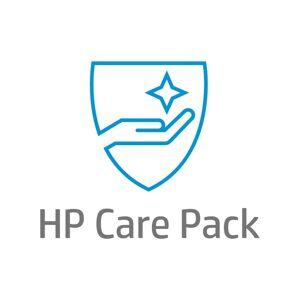 HP Store Support matériel HP pour ordinateurs portables HP, 4ans, déplacements, DMR, intervention site JOS - Publicité