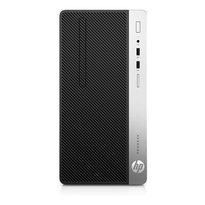 Hewlett Packard HP ProDesk 400 G6 Windows 10 Professionnel 64,i5,8 Go, 256Go SSD extension de garantie CarePack