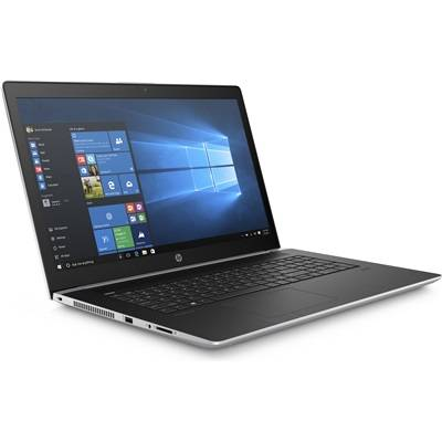 Hewlett Packard HP ProBook 470 G5 - Windows 10 Famille 64 bits ' HP recommande Windows 10 Professionnel, 17,3'' HD+, i3, 4Go, 1To