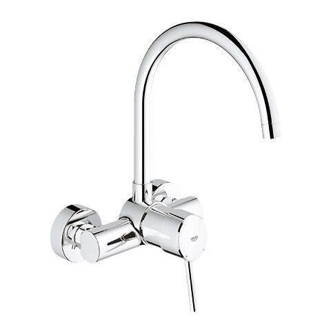GROHE Robinet Mural Cuisine Grohe Concetto Mitigeur monocommande