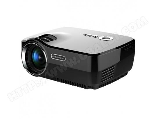 YONIS Vidéoprojecteur LED FULL H...