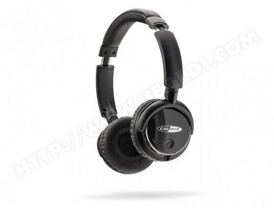 CALIBER Casque audio sans fil avec Bluetooth®, entrée auxiliaire Lecteur de carte micro SD et tuner FM - Caliber MAC502BT/B