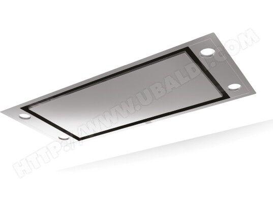 ROBLIN Hotte de plafond 6209276 COMETE Plafonnier 120 cm Inox