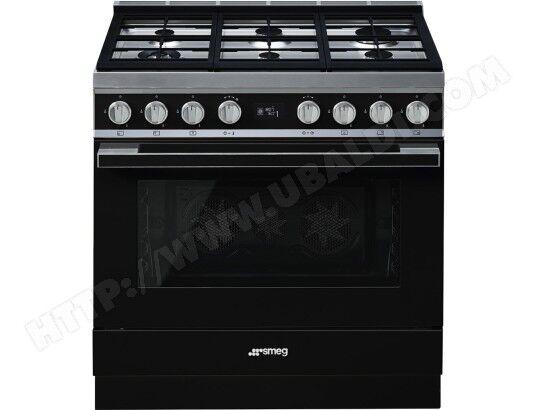 SMEG Piano de cuisson CPF9GPBL