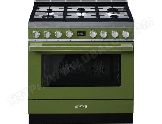 SMEG Piano de cuisson CPF9GPOG