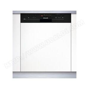BRANDT Lave vaisselle integrable 60 cm VH15B - Publicité