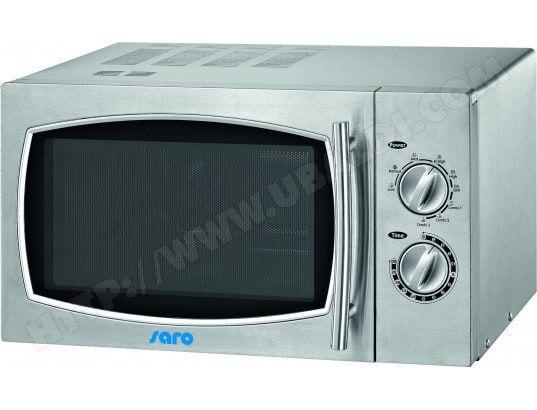 SARO Four micro-ondes combi avec grill modèle WD 900 - SARO