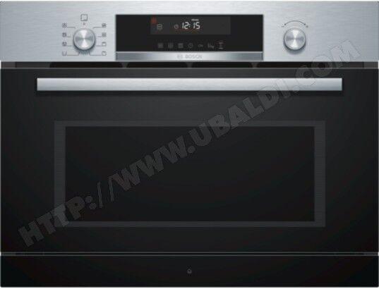 BOSCH Micro ondes Vapeur COA565GS0 Micro-ondes Fonction Vapeur Série 6 Inox