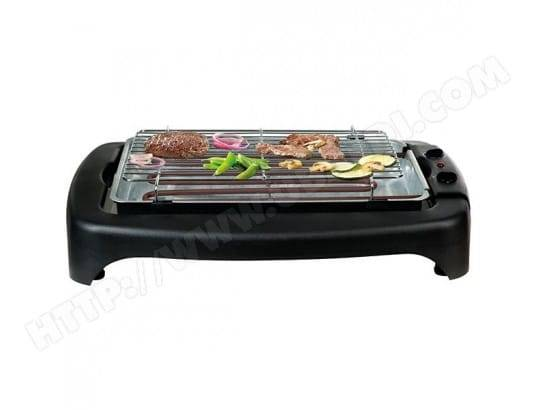 Mia-Germany - TG 8081 - Grill de table - Barbecue avec thermostat - 2200 Watts