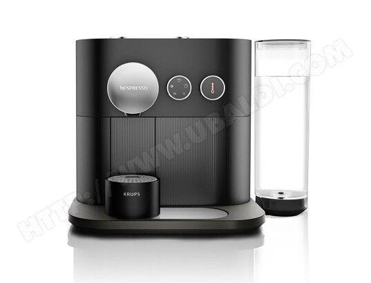 KRUPS Nespresso connectée Expert Noir XN6008