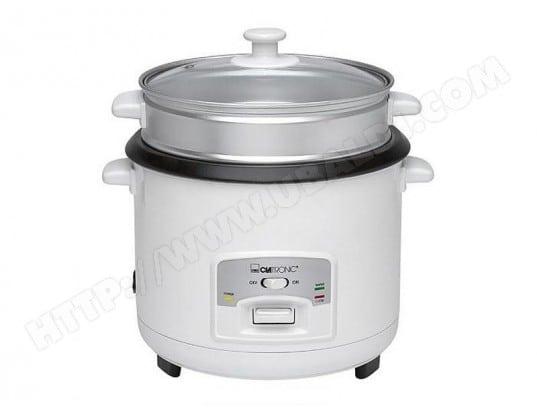 CLATRONIC Cuiseur à riz et cuit-vapeur Clatronic RK 3566