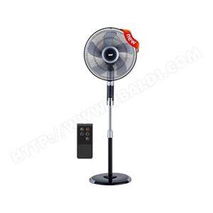 EWT Ventilateur sur Pied Oscillant 4 vitesses Télécommande INFINITY - Publicité