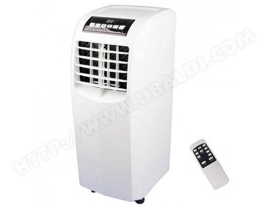 HACE Climatiseur mobile Torino - 2640W - 9000 BTU