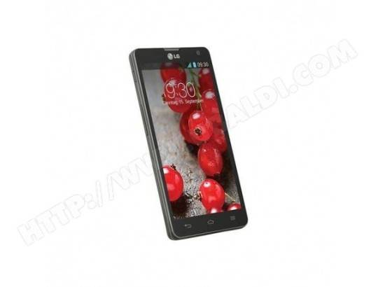 LG Optimus L9 II D605 noir