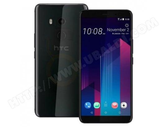 HTC U11 Plus 128+6 Go Double SIM Noir