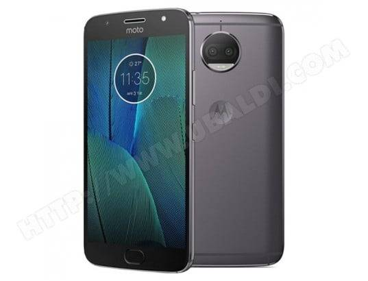 Motorola Moto G5s Plus Gris Dual SIM