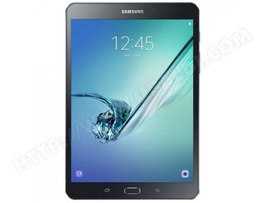 Samsung T819 Galaxy TAB S2 - 9.7'' - 4G/LTE - 32Go, 3Go - Noir