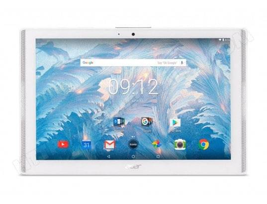 Acer Tablette Android Iconia One 10 B3-A40-K6U9 + Carte 16Go