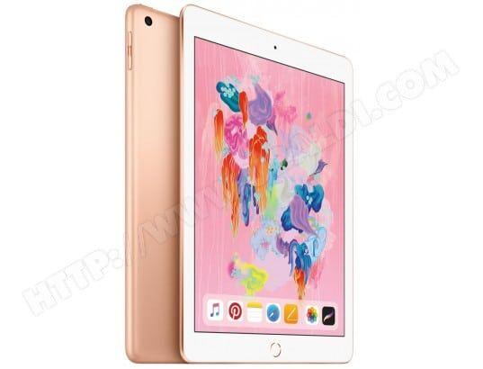 APPLE iPad iPad 2018 Wi-Fi 4G 128Go Gold