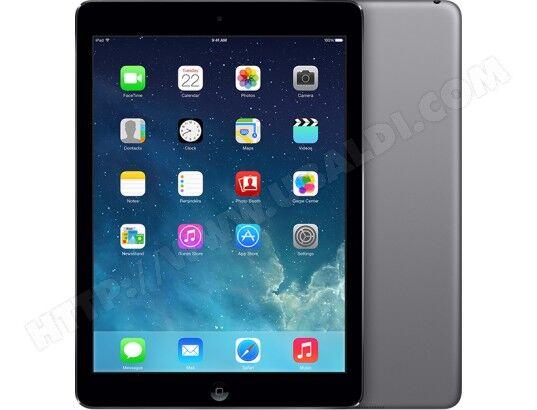APPLE iPad Air iPad Air + Cellular - 128 Go gris sidéral