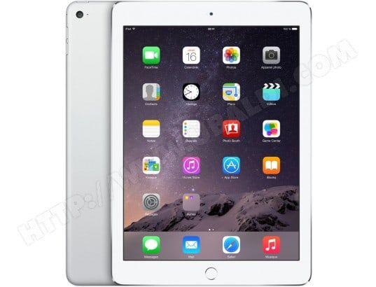 APPLE iPad Air iPad Air 2 Wi-Fi 128Go Argent