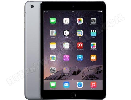 APPLE iPad mini Retina iPad mini 3 Wi-Fi 128Go Gris sidéral