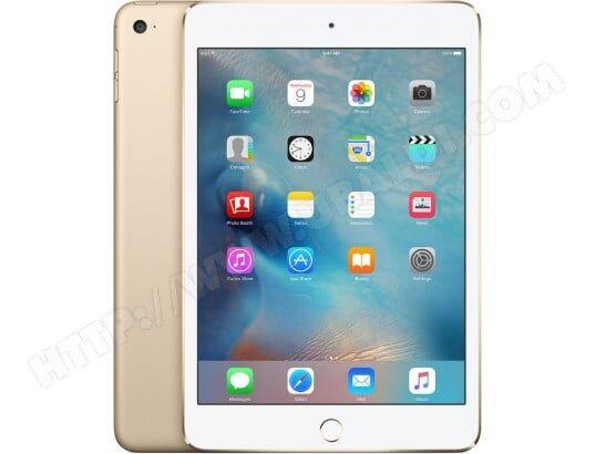 APPLE iPad mini iPad mini 4 Wi-Fi 128Go or