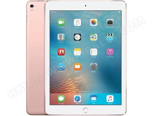 APPLE iPad Pro iPad Pro 9,7'' Wi-Fi 32Go or rose