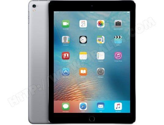 APPLE iPad Pro iPad Pro 9,7'' Wi-Fi 4G 32Go gris sidéral