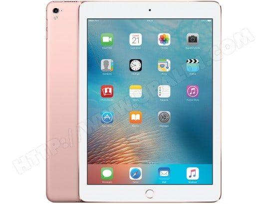 APPLE iPad Pro iPad Pro 9,7'' Wi-Fi 4G 32Go or rose
