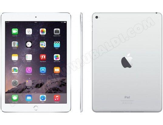 APPLE iPad Air iPad Air 2 Wi-Fi 32Go argent