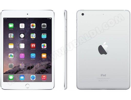 APPLE iPad mini iPad mini 4 Wi-Fi 4G 32Go argent
