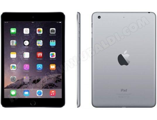 APPLE iPad mini iPad mini 4 Wi-Fi 4G 32Go gris sidéral